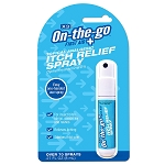 Topical Analgesic Itch Relief Spray