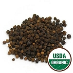 Black Peppercorns - Organic