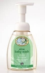 Aloe Baby Wash Foaming Soap 8.3 oz