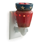 Americana Plugin Candle Warmer