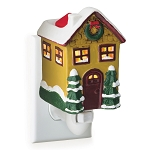 Plug-in Fragrance Warmer - Christmas Cottage