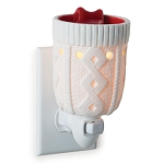 Holiday Stocking Plugin Candle Warmer