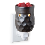 Honeycomb Metallic Plugin Candle Warmer