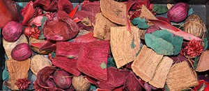 Holiday Blend - Potpourri Unscented