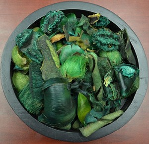 Dark Green Blend - Potpourri Unscented