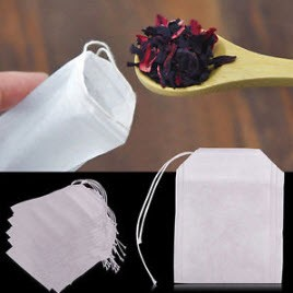 Loose Tea Bag (100 bags)