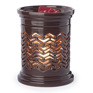 Chevron Illumination Warmer